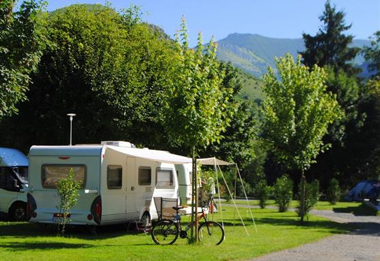 Emplacement camping Lourdes